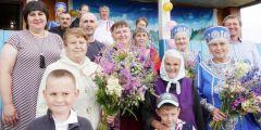 В деревне Сорокино отпраздновали 80-летний юбилей Шарыповского района