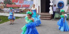 В деревне Скрипачи состоялся праздничный концерт, посвященный 80 - летнему юбилею Шарыповского района