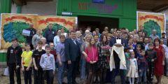В Темре состоялся второй семейный сбор Марьясовых -Гашковых